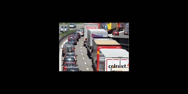 Le trafic sur le ring de Bruxelles perturbé - La Libre