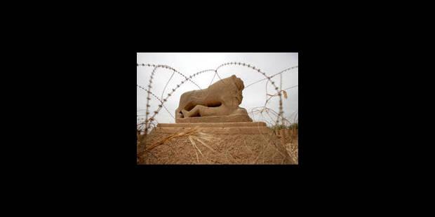 Babylone menacée par un oléoduc - La Libre