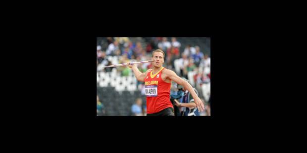 Les Belges aux Jeux: pas de podium pour Van Alphen qui finit 4e - La Libre