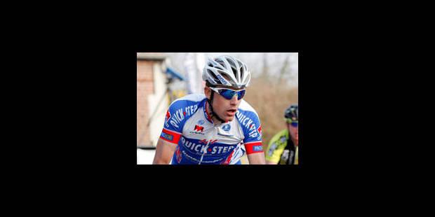 Kristof Vandewalle champion de Belgique du contre-la-montre - La Libre