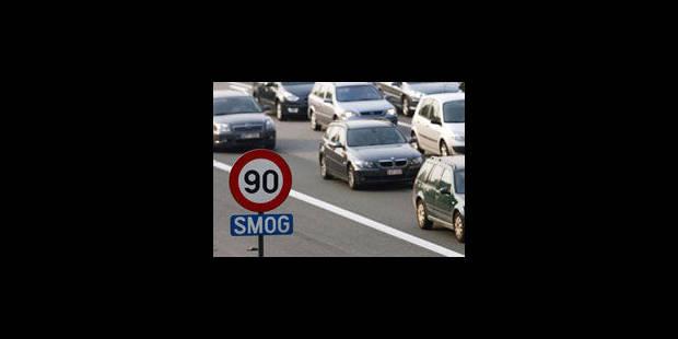 Les voitures polluantes restent les bienvenues à Bruxelles - La Libre