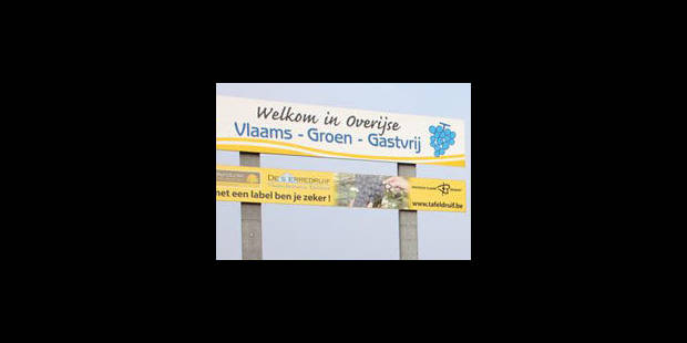 L'Association flamande de Golf regrette les scellés sur les terrains d'Overijse - La Libre