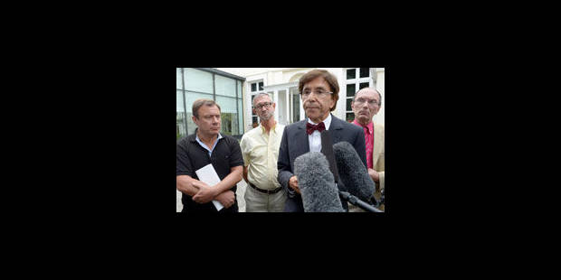 "M.Martin: Elio Di Rupo comprend ""l'émotion des familles des victimes"" - La Libre"