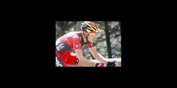 Première victoire de la saison à la Vuelta pour Gilbert - La Libre