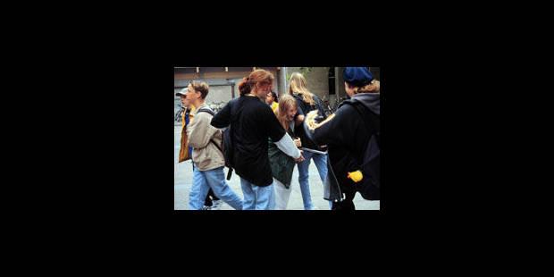 Les adolescents, principales victimes du harcèlement - La Libre