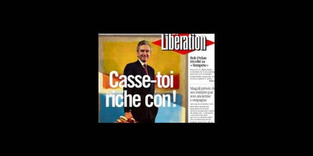 """Arnault attaque Libé pour sa """"Une"""" choc - La Libre"""