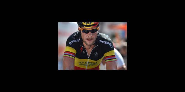 Tom Boonen remporte Paris-Bruxelles - La Libre