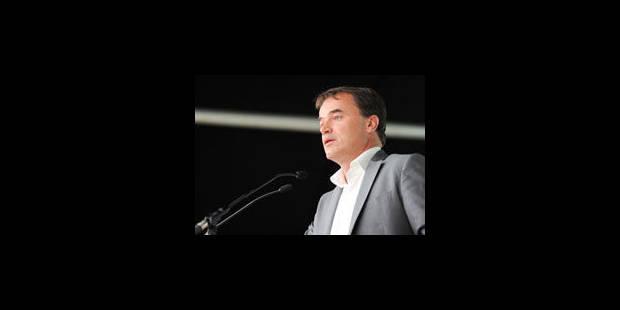 Le CDH devra garder Namur - La Libre