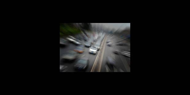 Trois accidents ralentissent la circulation du ring - La Libre