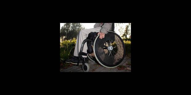 Doubler le nombre de personnes handicapées dans la fonction publique - La Libre