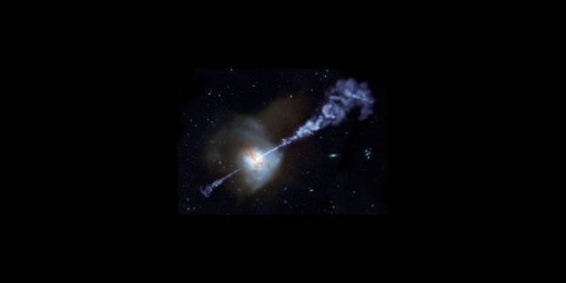 À la lumière des trous noirs - La Libre