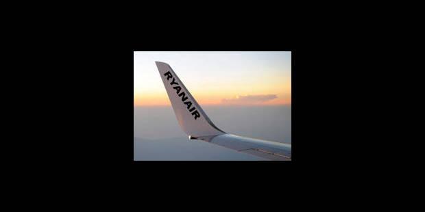 Le document officiel qui prouve les mensonges de Ryanair - La Libre
