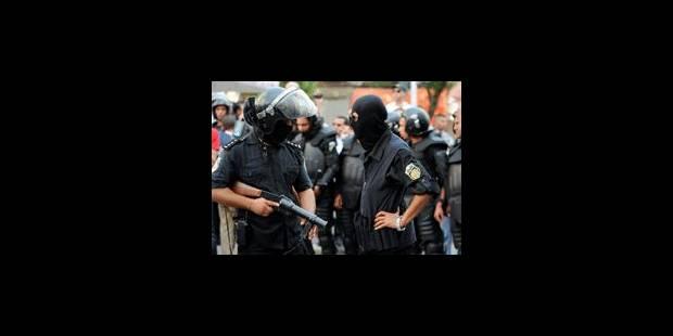 Une Tunisienne violée par la police accusée d'atteinte à la pudeur - La Libre