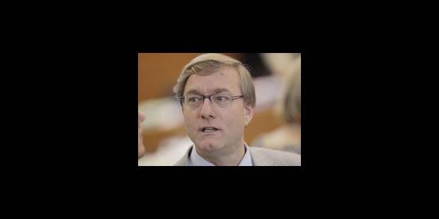 Vincent De Wolf évoque la dégressivité des allocations familiales - La Libre