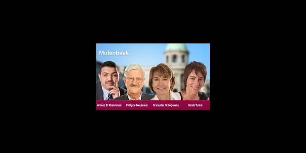 Molenbeek: relisez les réponses des têtes de liste - La Libre
