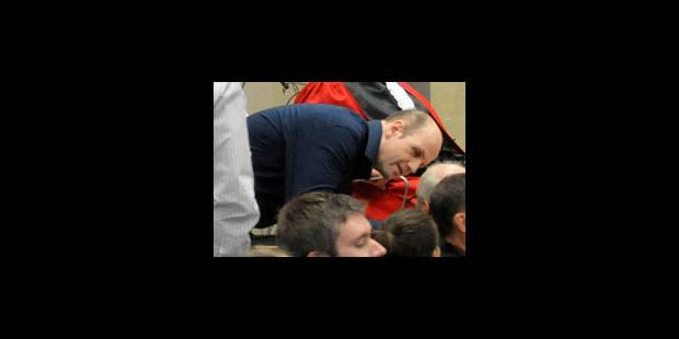 Ronald Janssen coupable sur toute la ligne - La Libre