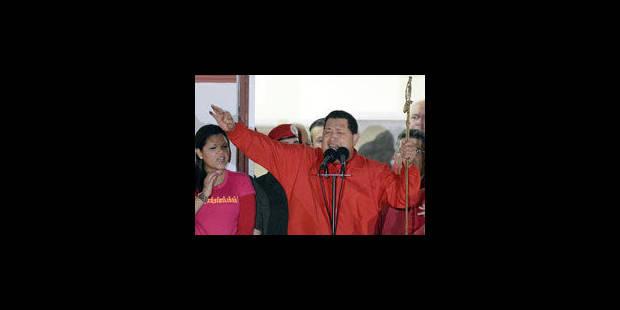 Hugo Chavez rempile pour 6 ans - La Libre