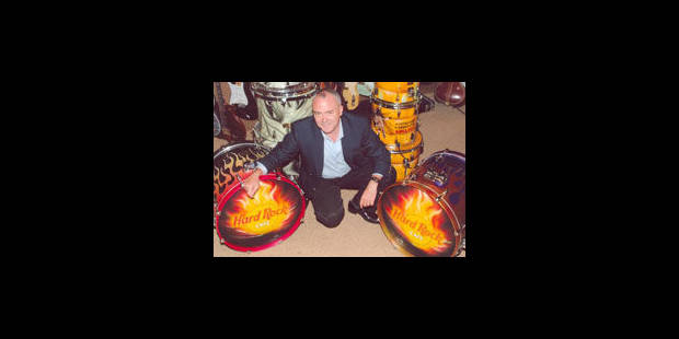 Hamish Dodds, CEO mondial de Hard Rock Cafe - La Libre