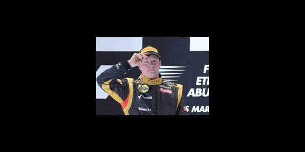 Räikkönen retrouve le goût de la victoire, Vettel fait la bonne affaire - La Libre