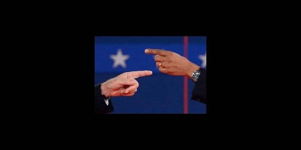 USA : suspense intense à deux jours du scrutin - La Libre