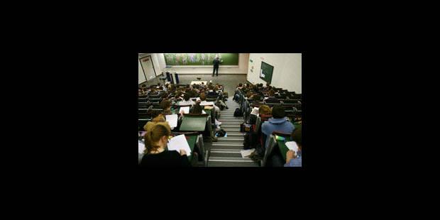 Plus de la moitié des étudiants belges aidés par le CPAS sont wallons - La Libre