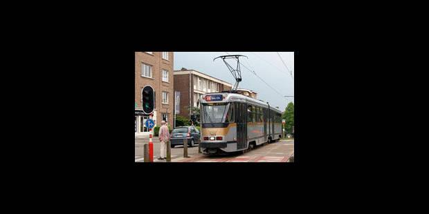Stib : trafic suspendu sur les lignes 39 et 44 - La Libre