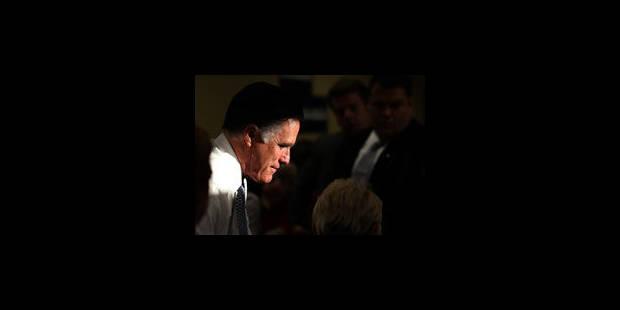 Mitt Romney, une vie de succès conclue par un échec douloureux - La Libre