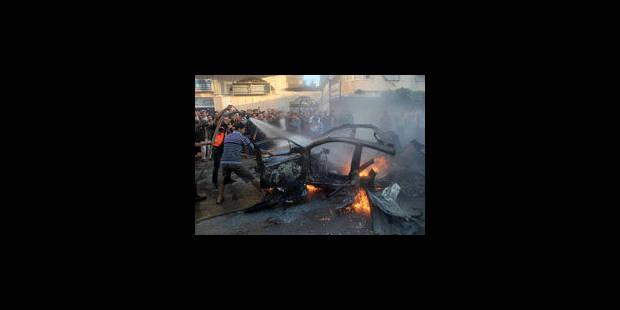Le chef des opérations militaires du Hamas tué à Gaza - La Libre