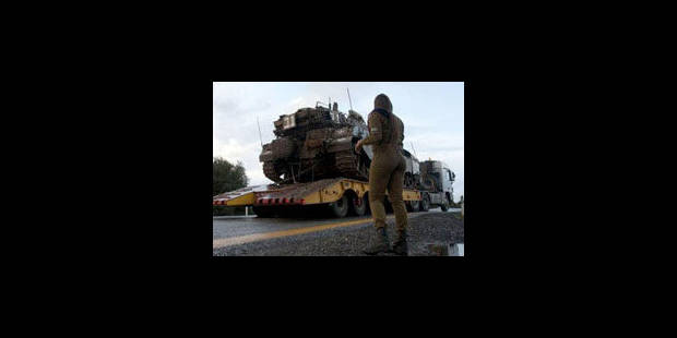 Israël a touché sa cible en représailles à un tir syrien - La Libre