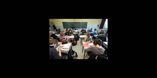 Les élèves ratent le plus souvent en 3e et 5e secondaires - La Libre