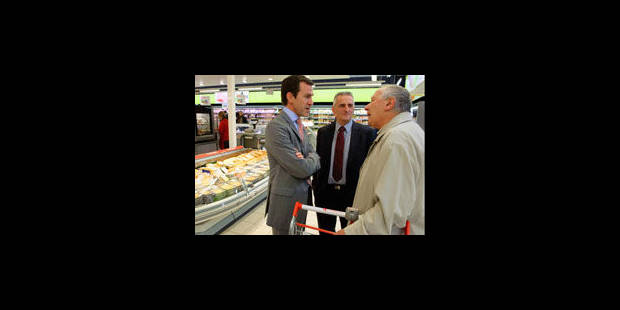 Moins de Champion, plus de Carrefour Market - La Libre