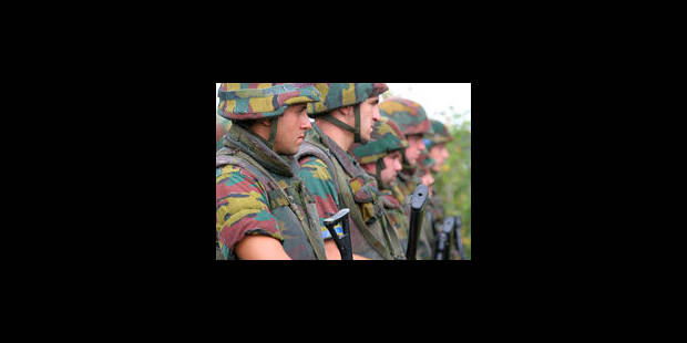 Des islamistes repérés dans l'armée belge - La Libre
