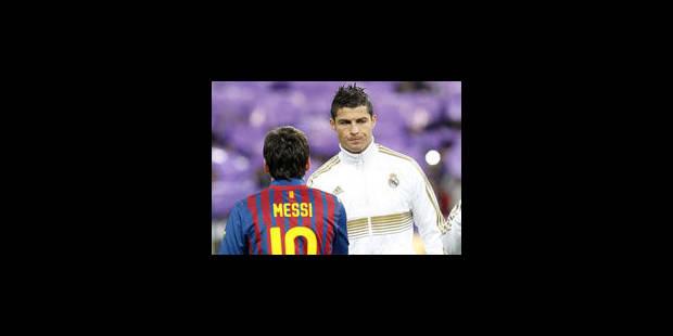 Messi, Ronaldo, Iniesta: encore un clasico ! - La Libre