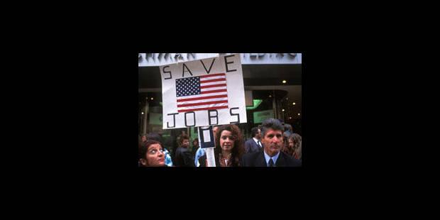 USA: baisse surprise du taux de chômage - La Libre