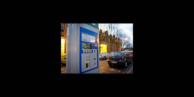 Le stationnement entièrement réglementé à Bruxelles d'ici 2014 - La Libre