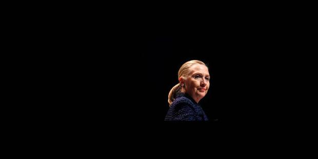 Hillary Clinton: la santé avant tout... même la vérité? - La Libre