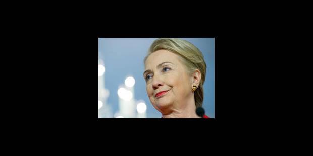 """Hillary Clinton a quitté l'hôpital, """"désireuse"""" de reprendre ses fonctions - La Libre"""