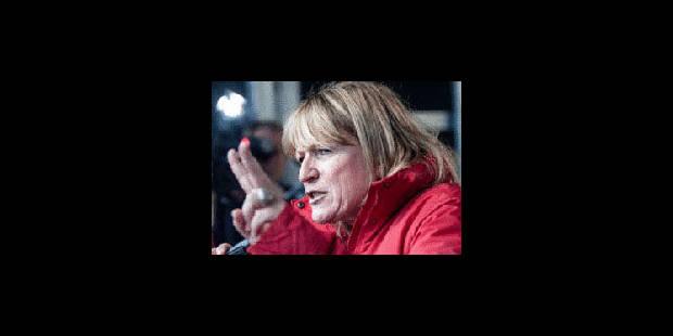 """Anne Demelenne veut """"une plus grande justice fiscale"""" - La Libre"""