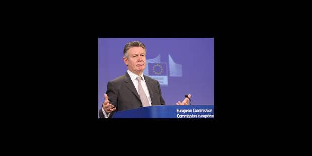 Le fisc sur les traces de Karel de Gucht - La Libre