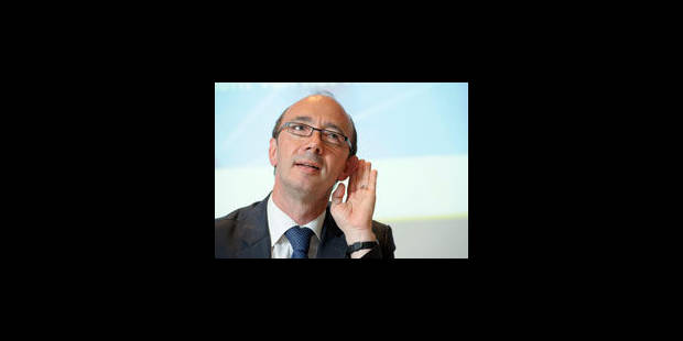 Demotte veut redorer l'image des gouvernements Olivier - La Libre
