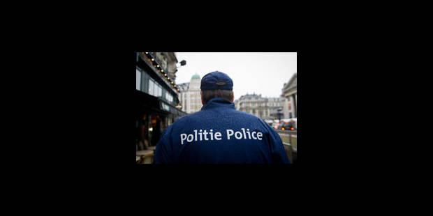 "Il y a ""68% de policiers bilingues à Bruxelles"" - La Libre"