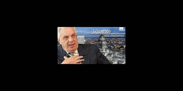 """Georges Jacobs: """"Face à l'islamisation, nous sommes une civilisation molle !"""" - La Libre"""