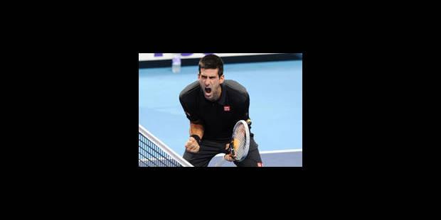 Open d'Australie : Djokovic surclasse Ferrer et va en finale - La Libre