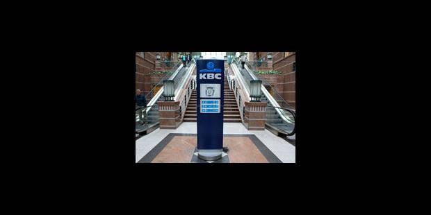 KBC risque de grosses pertes - La Libre