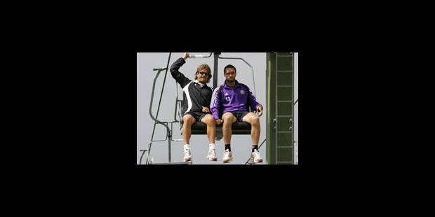 Anderlecht ramène Anthony Vanden Borre à la maison et à la raison - La Libre