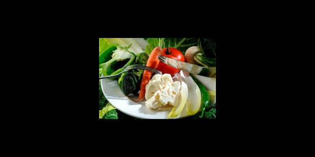 Être végétarien réduit les risques de maladies cardiovasculaires - La Libre