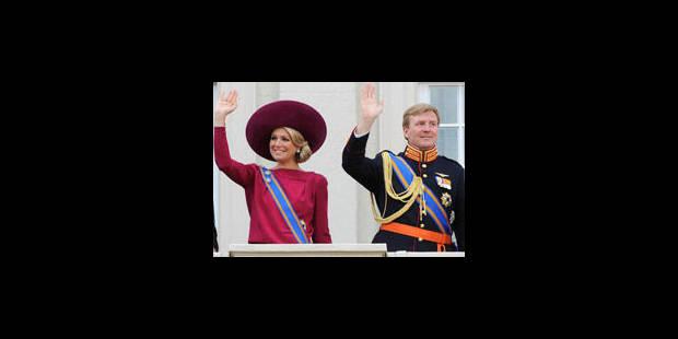 """Les Pays-Bas préparent une fête """"inoubliable"""" à leur nouveau roi - La Libre"""