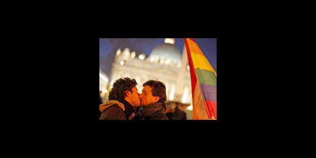 La France dit oui au mariage gay - La Libre