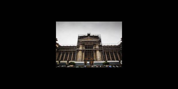Un palais de justice des plus vulnérables - La Libre