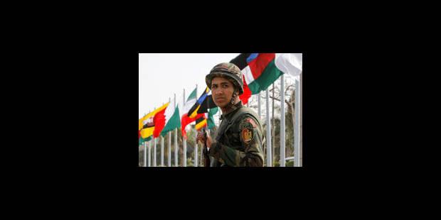 Au Caire, le sommet islamique est dominé par la Syrie et le Mali - La Libre